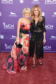 Carrie Underwood and Faith Hill