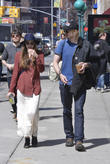 Elizabeth Olsen and Boyd Holbrook