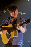 mumford sons performing at falconer hall 080413