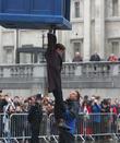 Matt Smith, Trafalgar Square