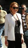 Lindsay Lohan, Ed Sullivan Theater, The Late Show