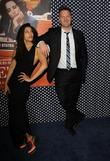 Janina Gavankar and Jim Parrack