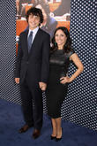 Julia Louis-Dreyfus and Charles Hall