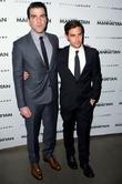 Zachary Quinto and David Needleman