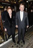 Terry Wogan and Helen Wogan