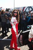 Kate del Castillo, Toyoto Grand Prix Circuit