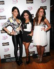 "Adela, Nicole ""Snooki"" Polizzi And Veronica..."