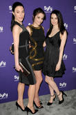 Jaime Murray, Mia Kirshner and Stephanie Leonidas