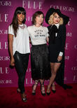 Kelly Rowland, Martha Wainwright and Rita Ora