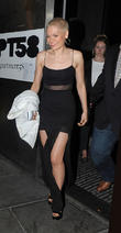 jessie j leaves apartment 58 club 110413