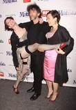 Amanda Palmer, Neil Gaiman and Maria Dahvana Headely