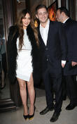 Tyrone Wood and Girlfriend.