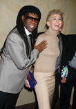 Trudie Styler and Nile Rodgers