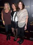 Beth Mercante, Susan Mufson and Judy Goss