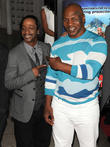 Katt Williams and Mike Tyson