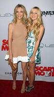 Heather Locklear and Ava Sambora