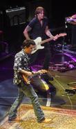 John Mayer and Keith Urban