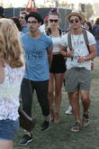 celebrities at the 2013 coachella valley music and 130413