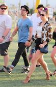 Joe Jonas, Blanda Eggenschwiler, Coachella