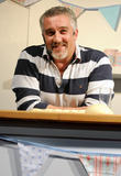 Celebrity Chef Paul Hollywood