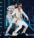 Justin Bieber performs to a sold-out crowd at GelreDome