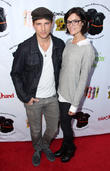 Peter Facinelli and Jamie Alexander