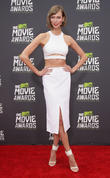 2013 mtv movie awards arrivals 140413