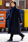 Benedict Cumberbatch, Martin Freeman and Sherlock