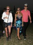 Nicky Hilton, Paris Hilton and River Viiperi