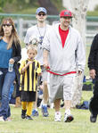 britney spears at soccer match 140413