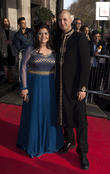 Nina Wadia, guest, Grosvenor House
