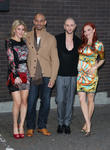 Carmit Bachar, Hofit Golan, Brian Friedman and partner