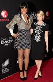Jennifer Hudson and Brittany Snow