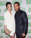 John Legend And Chrissy Teigen -...