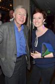 Sir Terence Conran and Sarah Angold
