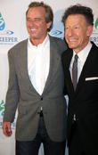 Robert Kennedy Jr and Lyle Lovett