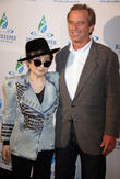 Yoko Ono and Robert Kennedy Jr