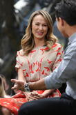 Stacey Keibler and Mario Lopez