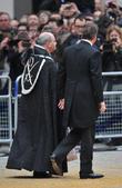 David Cameron and Revd. Mark Oakley