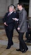 Margaret Thatcher and Simon Weston