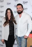 Alanis Morissette and Chris Salgardo