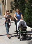 Hilary Duff And Luca Comrie -...