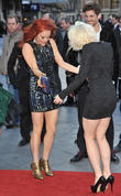 Carmit Bachar and Kimberly Wyatt