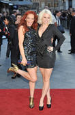 Kimberly Wyatt and Carmit Bachar