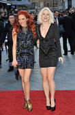 Kimberly Wyatt, Carmit Bachar, Odeon Leicester Square
