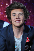 Harry Styles, waxwork, Madame Tussauds