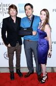 Scott Coffey, Emma Roberts, Tribeca Film Festival