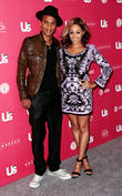 Cory Hardrict, Tia Mowry, The Emerson Theatre