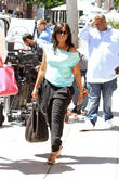 toni braxton on the set of her reality tv show 180413