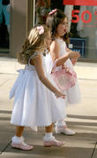 Rosie Mcclelland and Sophia Grace Brownlee